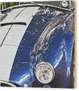 Ac Cobra Shelby Wood Print