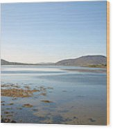 Achill Sound Wood Print