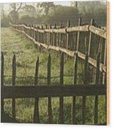 Across From Yarnton Wood Print