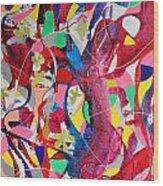 Acrylic Msc 042 Wood Print