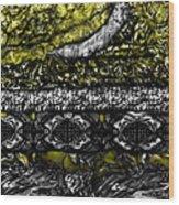 Acuma Wood Print