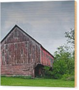 Adams County Barn 7d02923c Wood Print