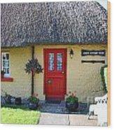 Adare Ireland 7289 Wood Print