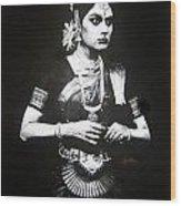 Adbhuta Wood Print