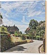 Addison Bungalow Wood Print