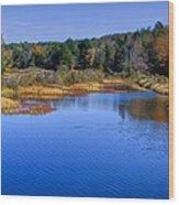 Adirondack Color Vii Wood Print