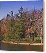 Adirondack Color Xi Wood Print