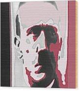 Adolph Hitler Collage Close-up Circa 1933-2009  Wood Print