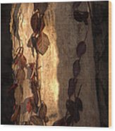 Adorned Wood Print
