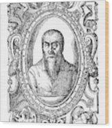 Adrian Willaert (1480-1562) Wood Print