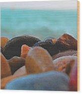 Adriatico Preistorico Wood Print