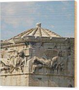 Aerides Wood Print by Greek View