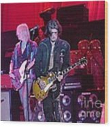 Aerosmith-joe Perry-00019-1 Wood Print