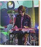Aerosmith-joe Perry-00124 Wood Print
