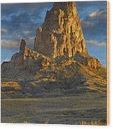 Agathla Peak Monument Valley Wood Print