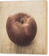 Aged Apple Wood Print