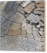 Aged Wood Print