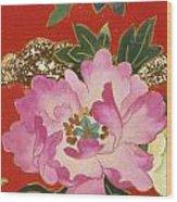 Agemaki Crop IIi Wood Print