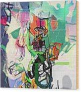 Self-renewal 14l Wood Print