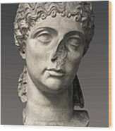 Agrippina The Elder 14bc-33. Prominent Wood Print