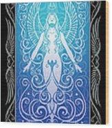 Air Spirit V.2 Wood Print