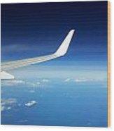Airflight Wood Print