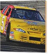 Al Lane's Chevy 5 Wood Print