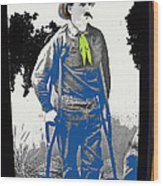 Al Seiber Chief Scout Indian Wars No Date 2013 Wood Print