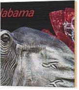 Alabama Wood Print