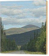 Alaska 14 Wood Print