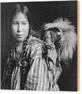 Alaska Eskimos, C1912 Wood Print
