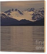 Alaskan Light Wood Print