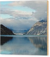 Alaskan Splendor Wood Print