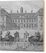 Albemarle House, Formerly Clarendon Wood Print