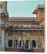 Albert Hall 2 - Jaipur India Wood Print