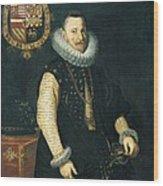 Albert Vii, Cardinal Archduke Wood Print