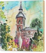 Alcazar De San Juan 04 Wood Print