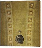 Alcove Light Wood Print