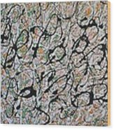 Aldrich Contemporary Art Museum 50th Anniversary Wood Print
