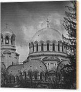 Aleksander Nevski  Wood Print