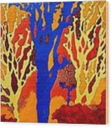 Aleshinsky Path Wood Print