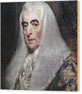 Alexander Wedderburn (1733-1805) Wood Print