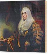 Alexander Wedderburn(1733-1805) Wood Print