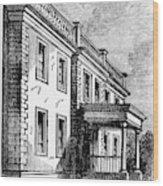 Alexandria, Virginia Wood Print