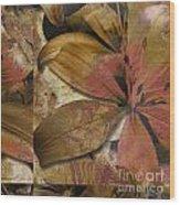 Alexia IIi Wood Print by Yanni Theodorou