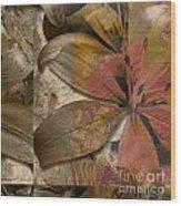 Alexia Iv Wood Print by Yanni Theodorou