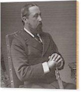 Alfred (1844-1900) Wood Print