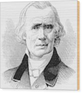 Alfred Armand Velpau (1795-1867) Wood Print