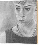 Alison Hendrix Wood Print
