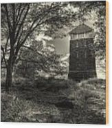 All Along The Watchtower Wood Print